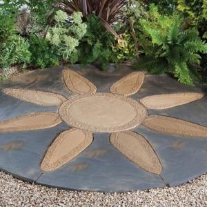 1.8m Abbey Petal Circle