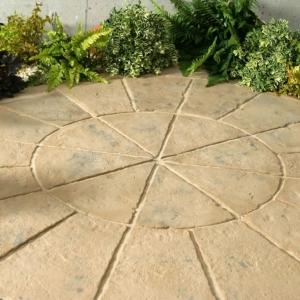 1.8 Minster Circle Kit Autumn Brown