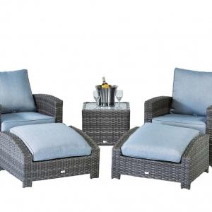 Athena dual reclining set