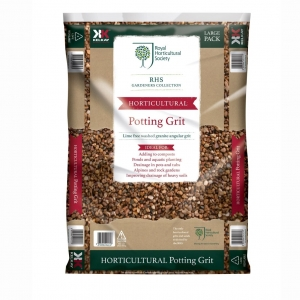Horticultural potting grit
