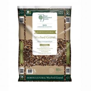 Horticultural washed gravel