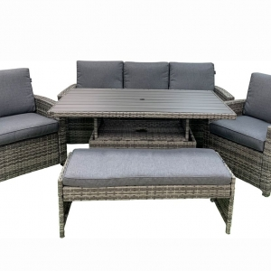 Malmo Dining Lounge Set