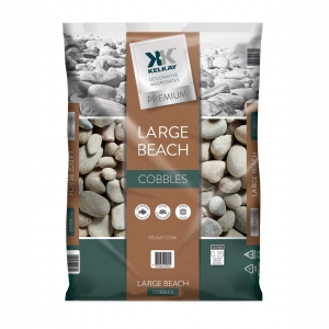 Large beach cobbles