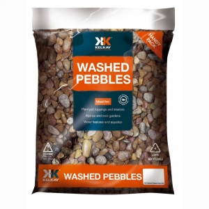 Washed pebbles handy pack