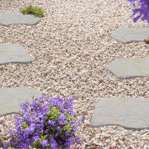 Natural Random Stepping Stones Lakefell