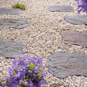 Natural Random Stepping Stones Cinnamon Slate