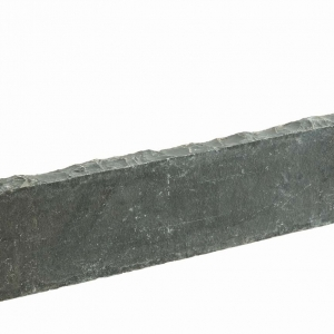 Natural Stone coping or edging Charcoal
