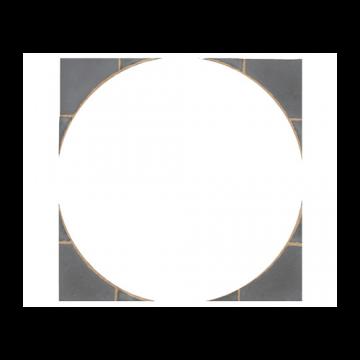 Minster Circle Squaring Off Kit Graphite