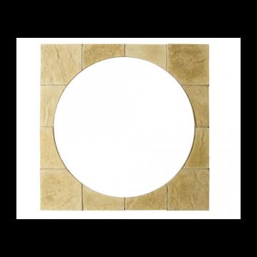 1.5m Abbey Circle York Gold Squaring Off Kit