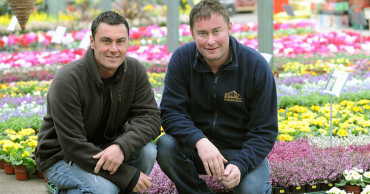 Directors at Hilltop Garden Centre