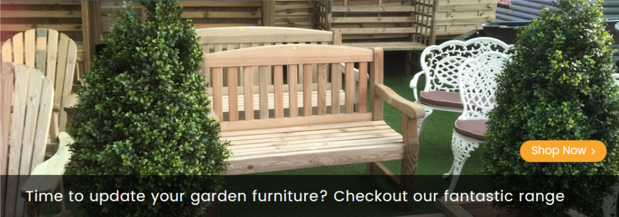 Click to view our Garden Furniture Range