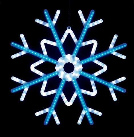 Lightup Snow Flake