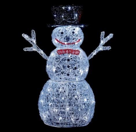 Lightup Snowman