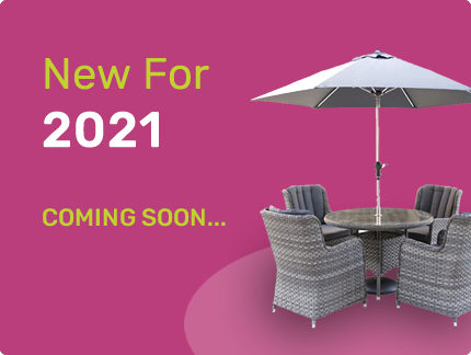 New for 2021 - COMING SOON...