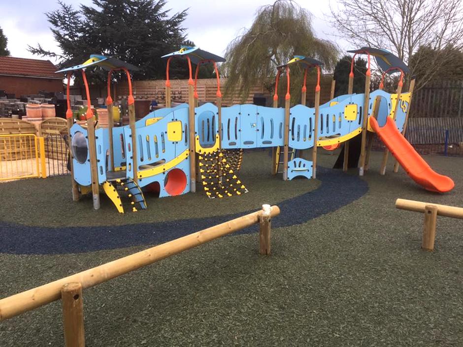 Hilltop Play Area