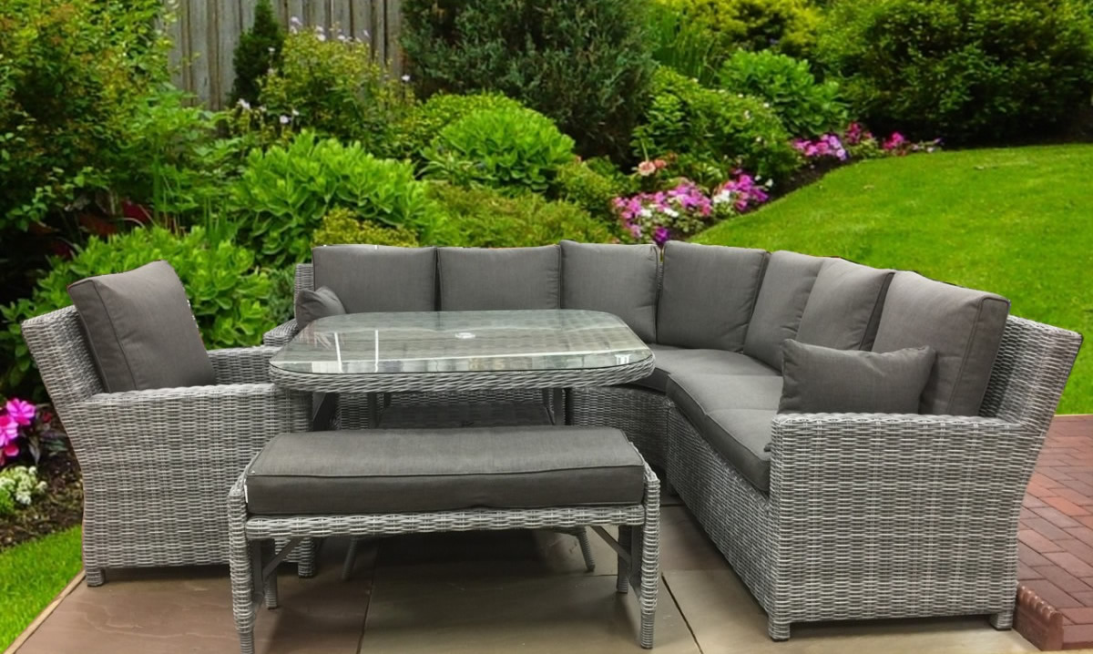 How We Select Our Garden Furniture