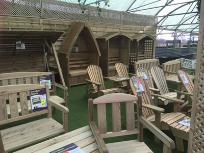 Spring is in the air – let's get our Garden furniture ready for Summer