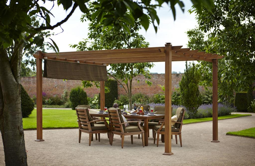 Crisp and current garden furniture a must for your outside space