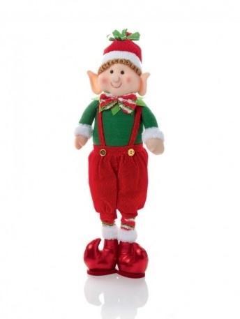 Standing Elf Figures