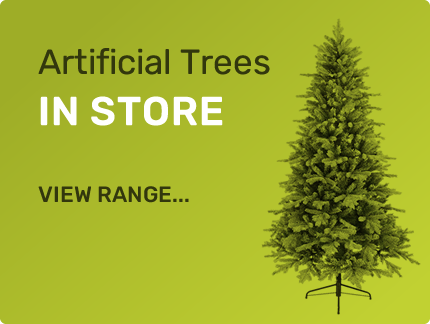 Artificial Trees In Store - View our range